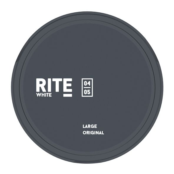 RITE Original White Large