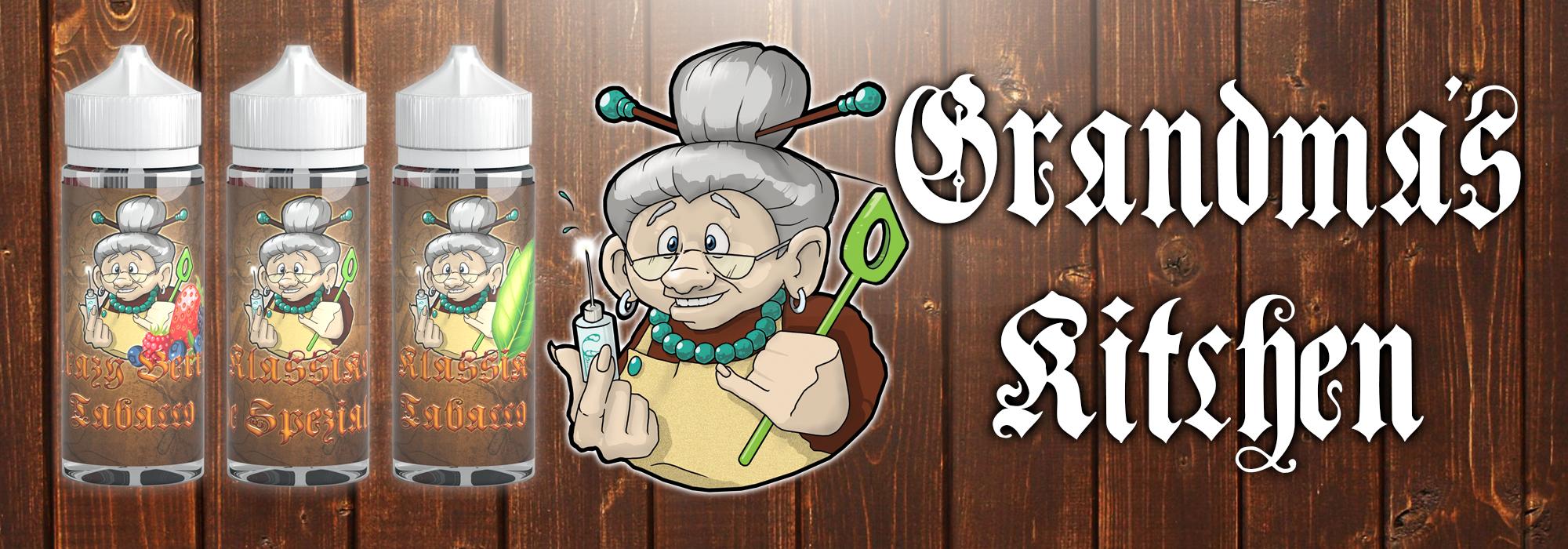 Erste Sahne Grandmas Kitchen Shortfill