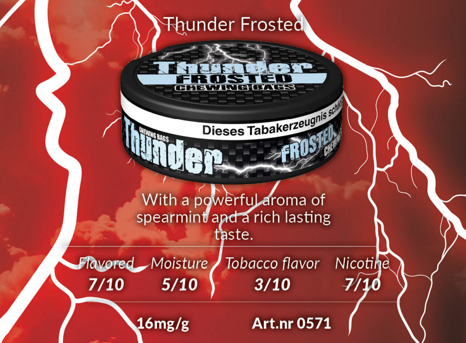 Thunder Frosted