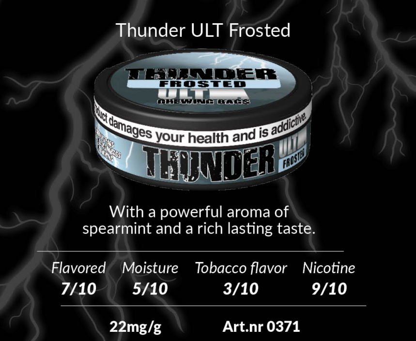 Thunder ULT Frosted