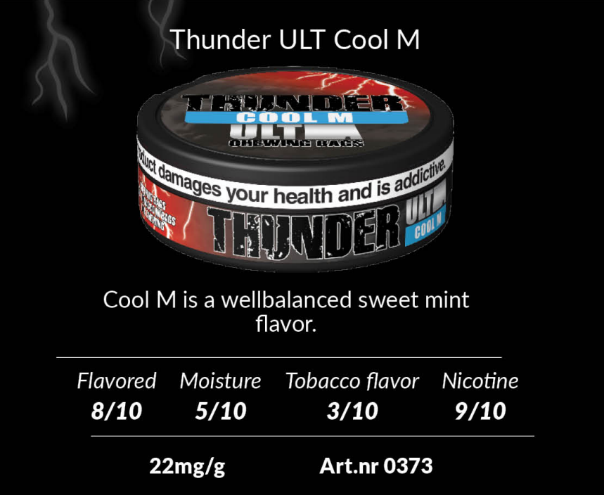 Thunder ULT Cool M