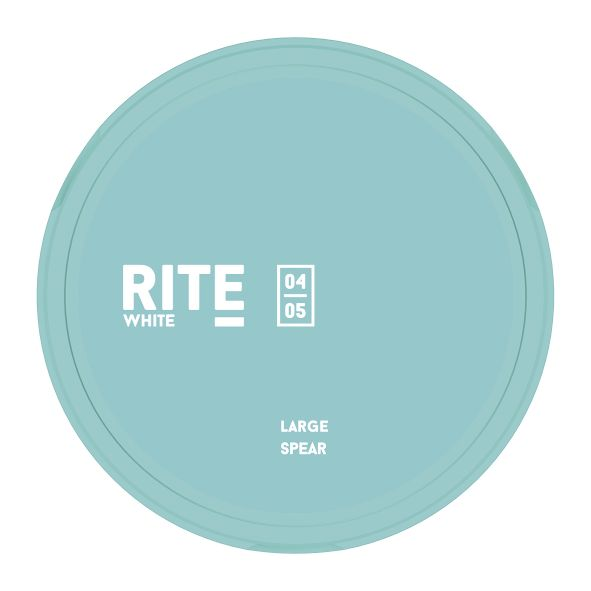 RITE Spear White Large