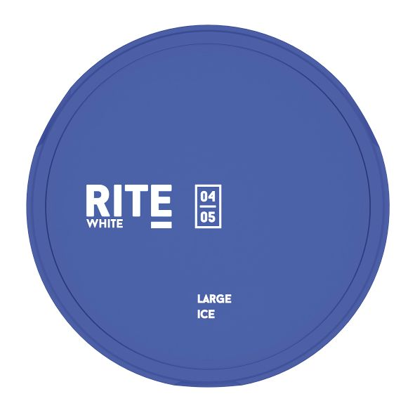 RITE ICE White Large