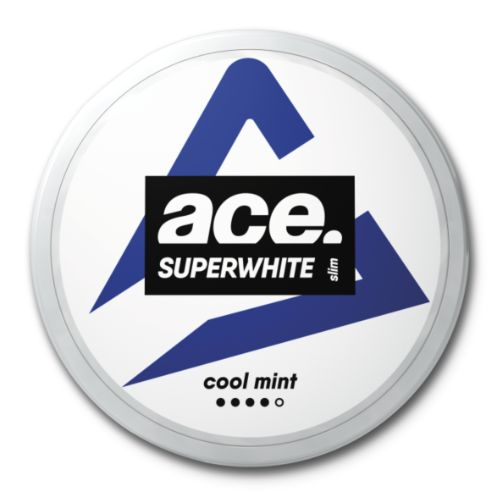 ACE Slim Cool Mint Superwhite