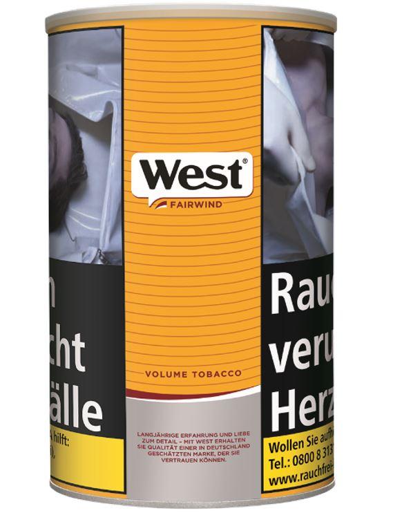 Fairwind - West Yellow Volume Tobacco
