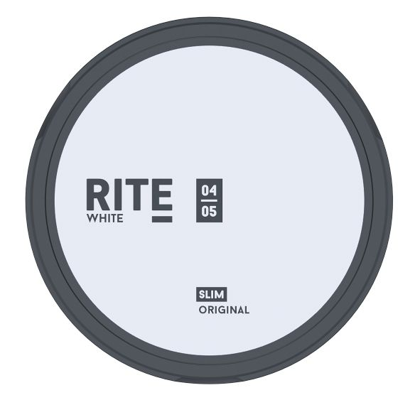 RITE Original White Slim