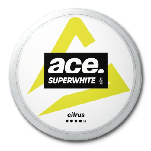 ACE Slim Citrus Superwhite