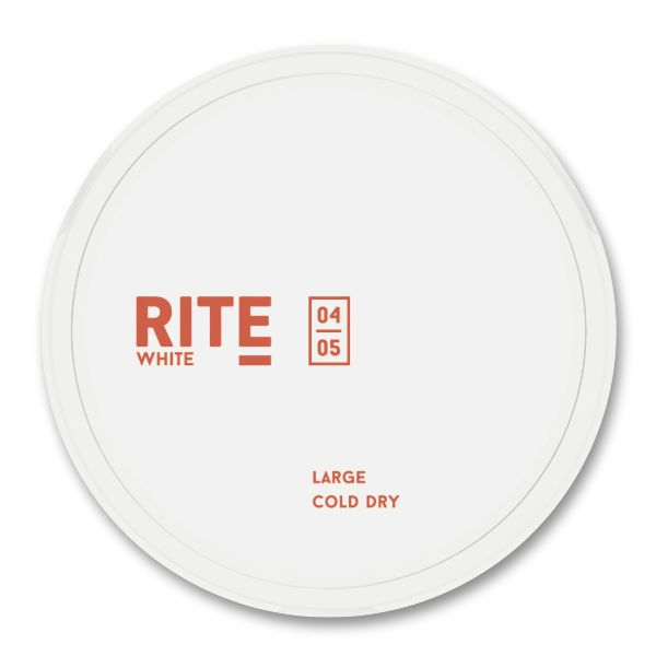 RITE Cold Dry White Large