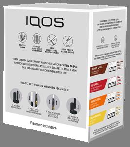 IQOS Kit 2.4 Umverpackung