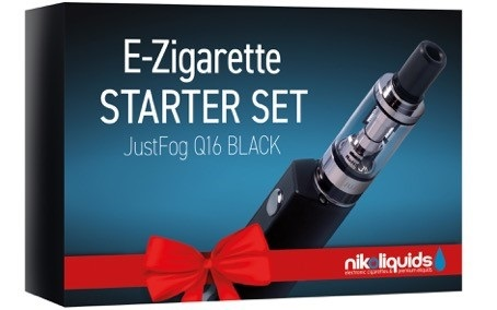nikoliquids easy starter kit just fog q16