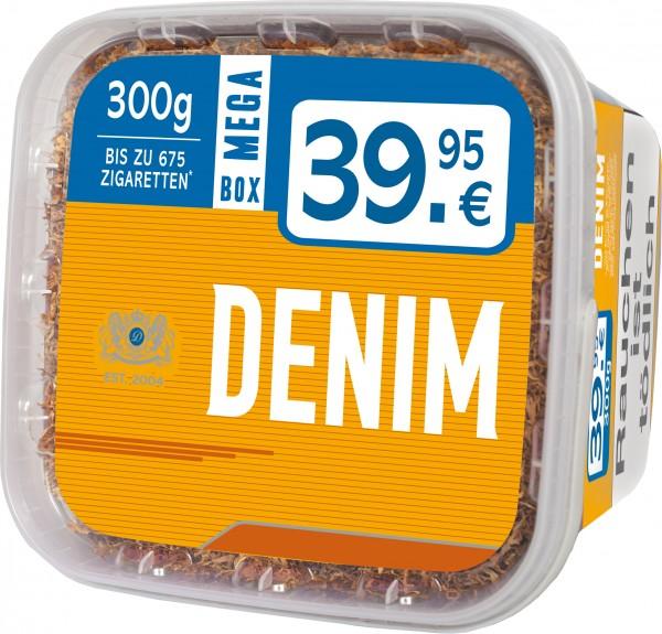 Denim-Tabak-Eimer-300g