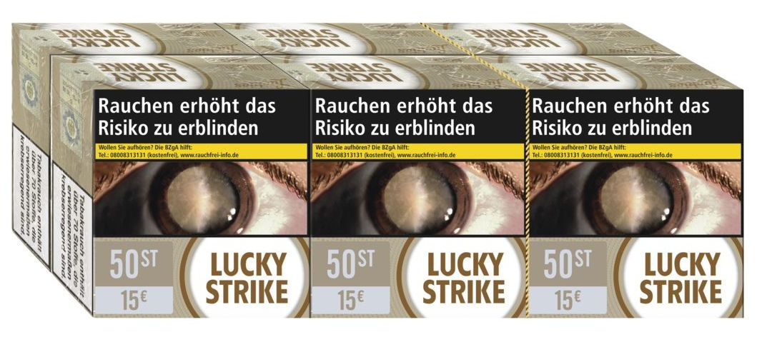 Lucky Strike Jumbo