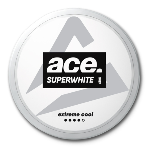 ACE Slim Extreme Cool Superwhite