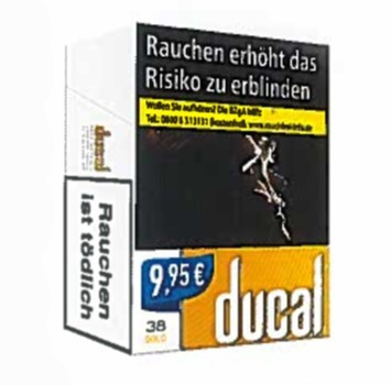 Ducal-Gold-Zigaretten