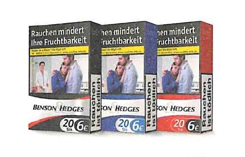 Benson & Hedges Winston