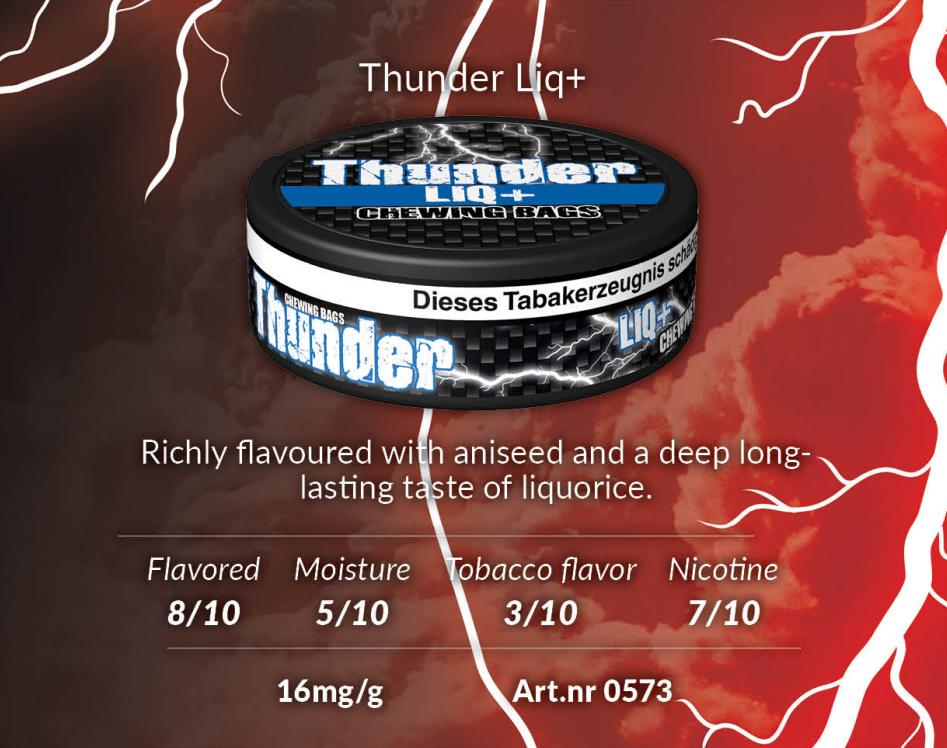 Thunder Liq+